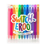 Switcheroo Color Changing Markers, Set of 12