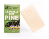 Illegally Cut Pine Soap