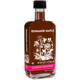 Strawberry Rose Infused Maple Syrup - Limited Edition, 8.45 fl oz (250ml)
