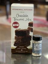 Lavender Salted Brownie Kit, 2 pieces