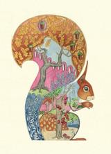 DM, Red Squirrel Card
