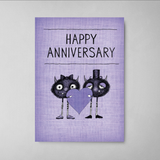 Thanks For Putting Up With..., Happy Anniversary