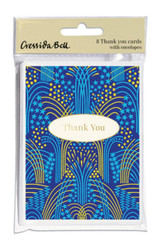 Fireworks Thank You Note (Pack of 8 Notecards)