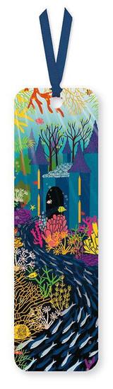 MinaLima, Classics Coral Palace - Bookmark