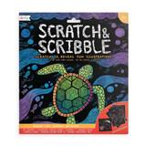 Scratch & Scribble Ocean Life