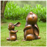 Bunny Funny Pair, Set of 2