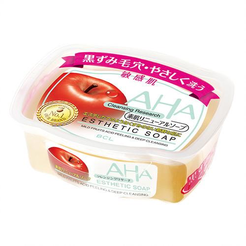 AHA Deep Cleansing Mild Face Soap 果酸溫和洗顏皂 Sensitive Skin