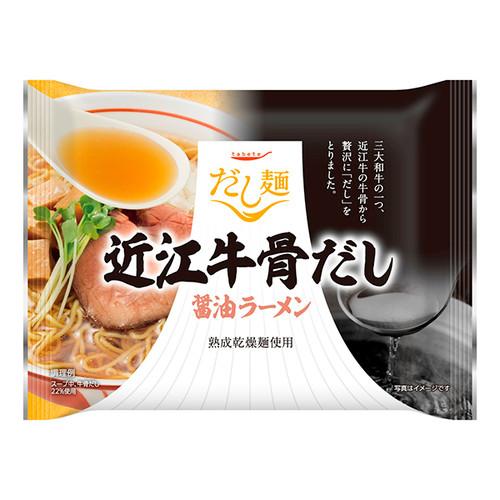 Tabete Beef Bone Soy Sauce Base Flavor Ramen | 近江牛骨醬油湯味拉麵 112g