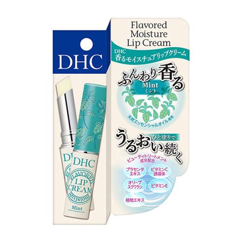 DHC - Lip Cream - Mint | 植物潤唇膏(薄荷香)  1.5g