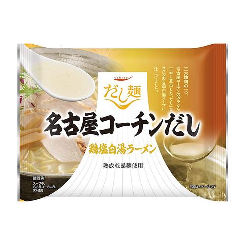 TABETE Nagoya Chicken White Soup Ramen   名古屋土雞白湯拉麵 107g