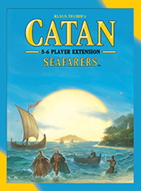Catan: Seafarers 5-6 Players Extention