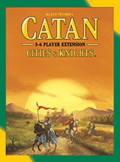 Catan: Cities & Knights 5-6 Players Extention