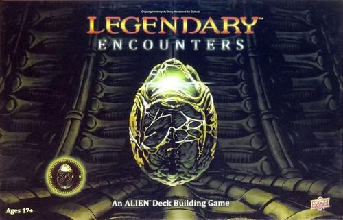 Legendary Encounters: Alien DB