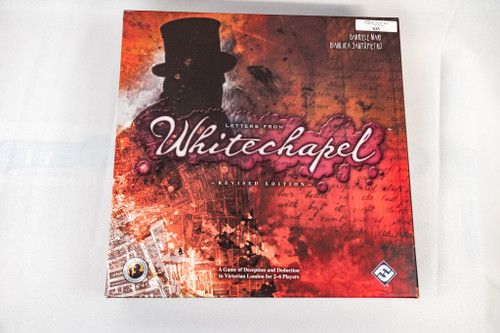 Letter from Whitechapel - Consignment