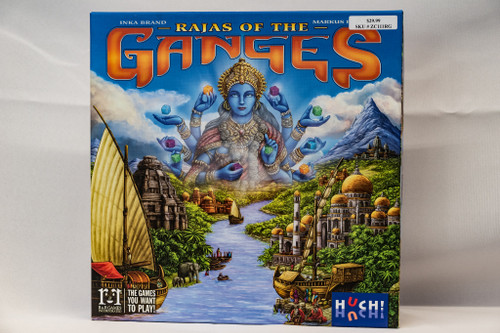 Rajas of the Ganges - Consigned