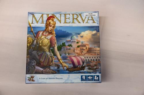 Minerva: Consigned