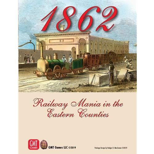 1862: Railway Mania in the Easztern Copunties of England