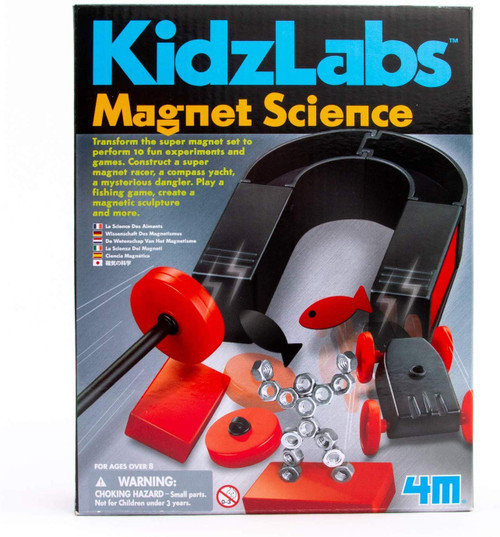 Magnet Science (TYS4684)