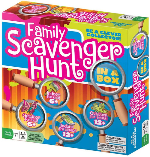 Family Scavenger Hunt (OM11174)