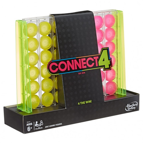 Connect 4 Neon