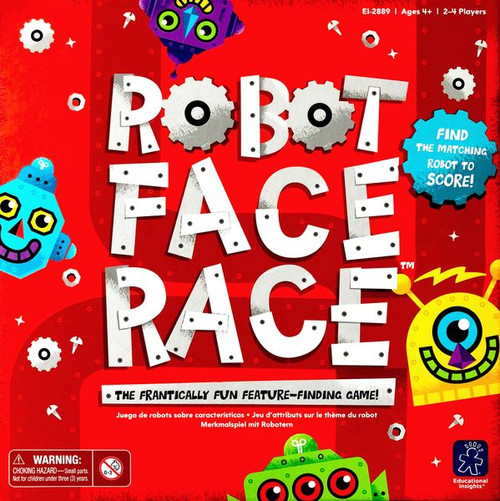 Robot Face Race (EI2889)