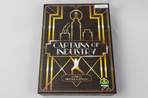 Captains of Industry : Consigned