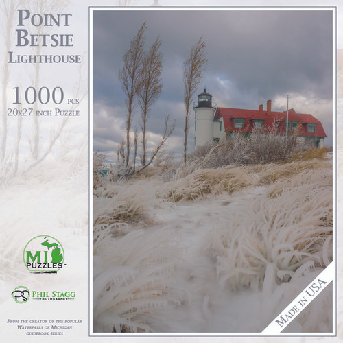 Point Betsie Lighthouse puzzle