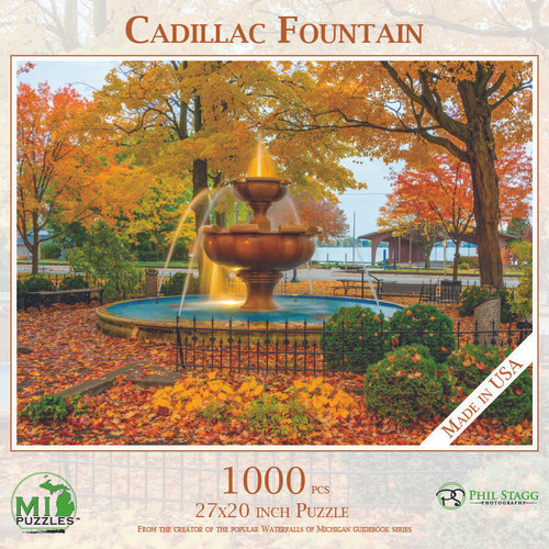 Cadillac Fountain
