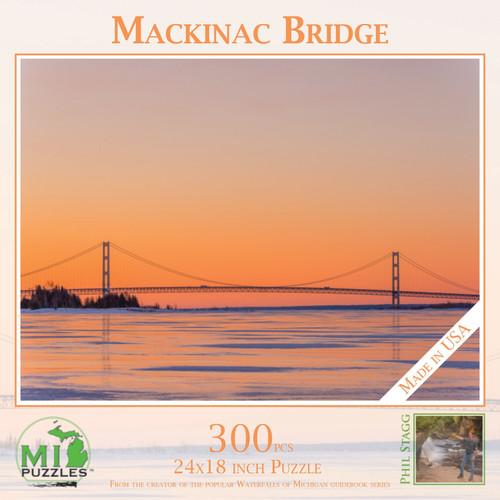 Mackinac Bridge 300
