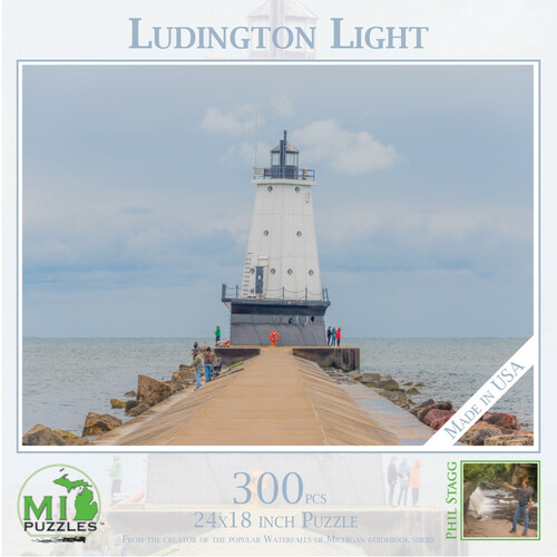 Ludington Light