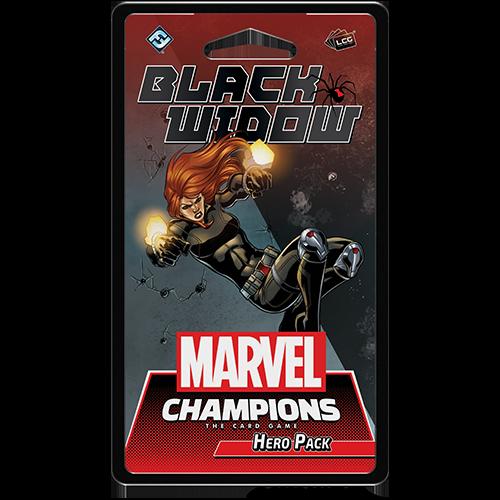 Marvel: Champions - Black Widow