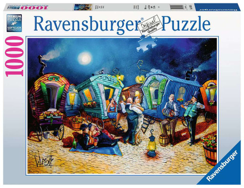 The After Party Ravensburger Puzzle