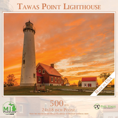 Tawas Point Lighthouse Puzzle
