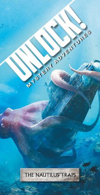 UNLOCK! The Nautilus` Traps