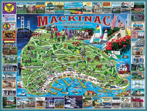 Mackinac Island (WMP468)