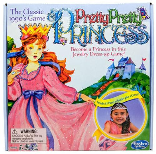 Pretty Pretty Princess (WNM1222)