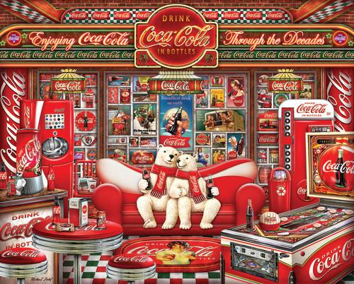 Coca Cola - Decades