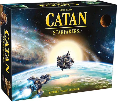 Catan: Starfarers (2019)