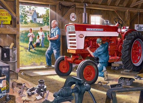 Farmall - Red Power