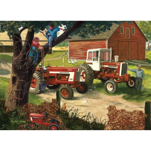 Farmall - Boys and Their Toys