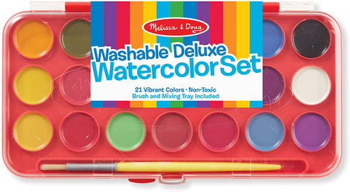 Deluxe Watercolor Set