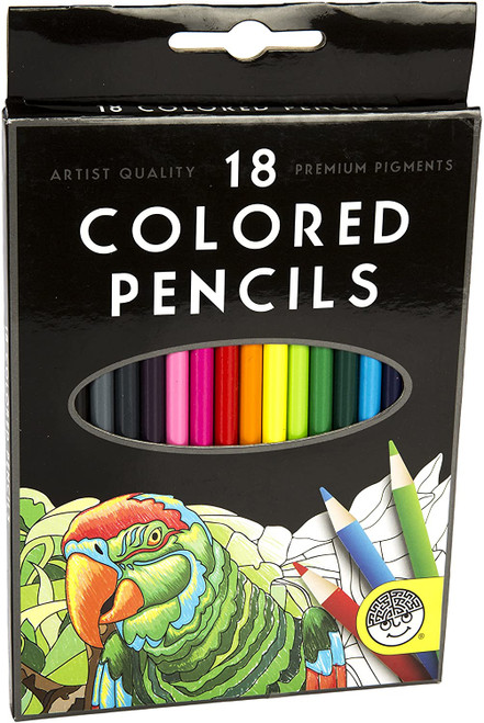 Colored Pencils (18 ct.)