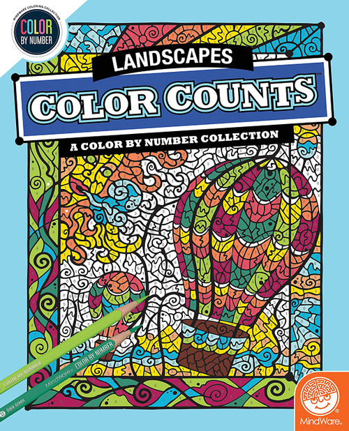 Color Counts: Landscapes