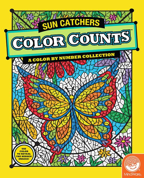 Color Counts: Sun Catchers