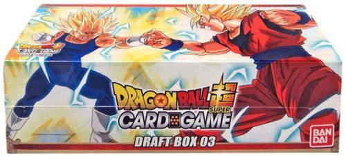 Dragonball Super: Draft Box 3
