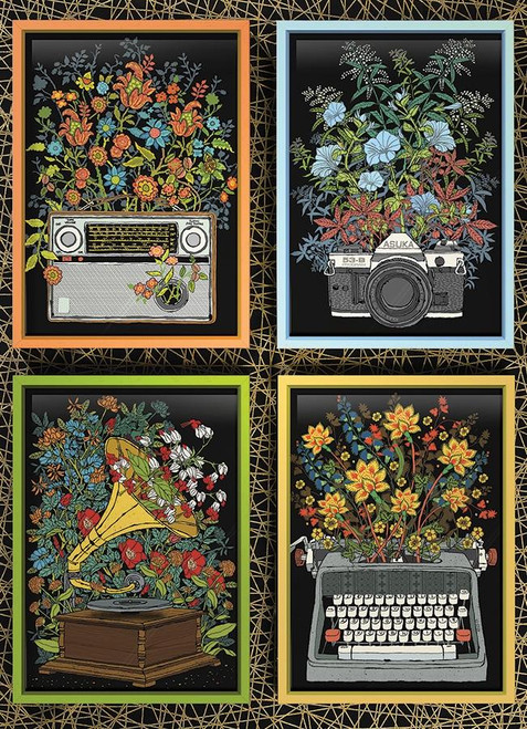 Floral Objects