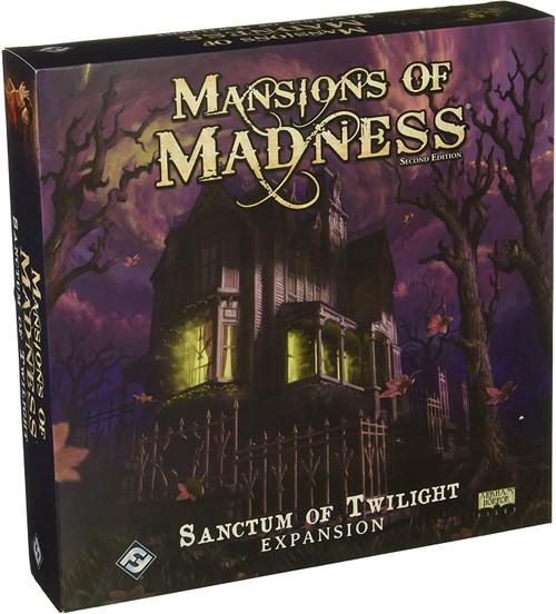 Mansions of Madness (2E): Sanctum of Twilight