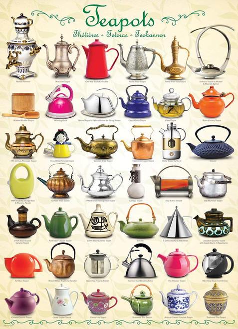 Teapots (60000599)