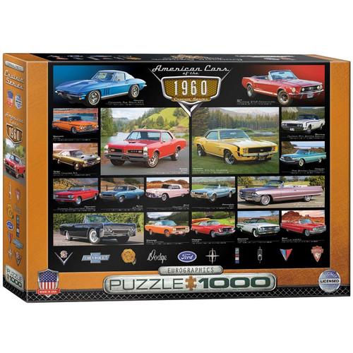Cruisin' Classics - American Cars 1960's (EU60000677)