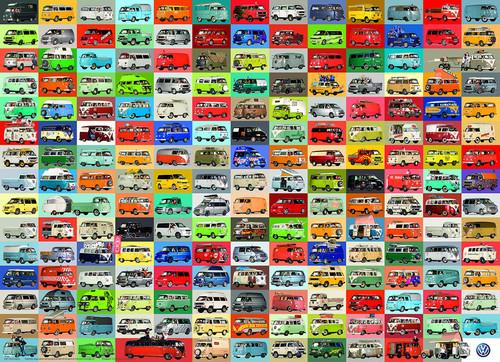The VW Groovy Bus
